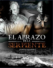 El Abrazo de la Serpiente en Español Latino