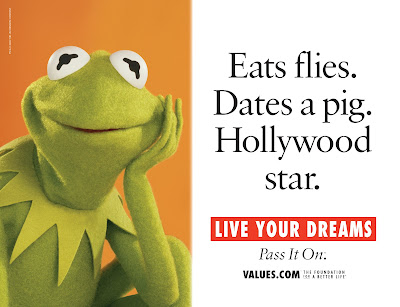 Kermit the Frog For a better life