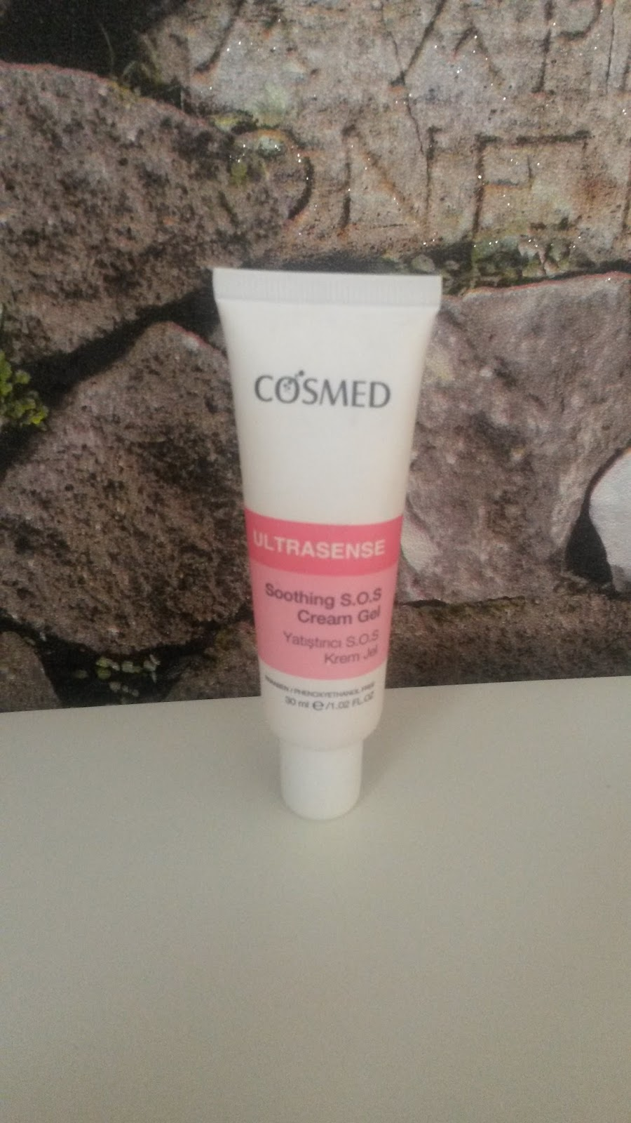 cosmed soothing s.o.s gel