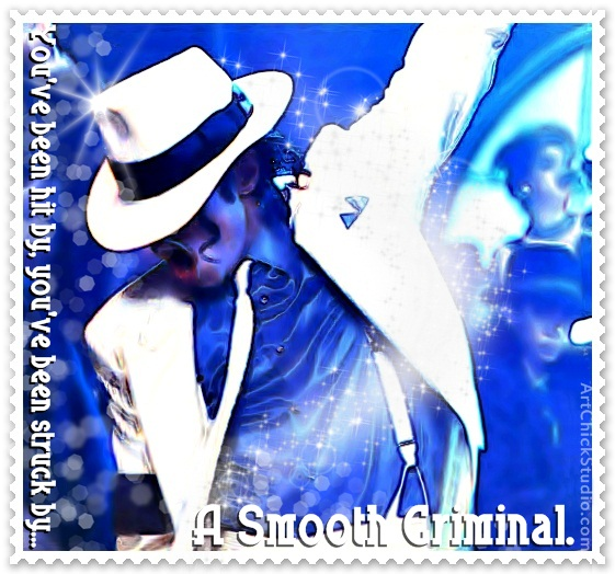Smooth Criminal Michal Jackson Art