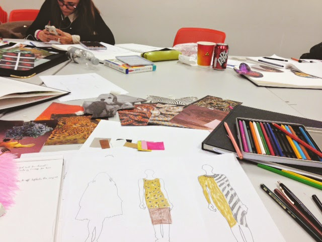 central saint martins fashion design course review