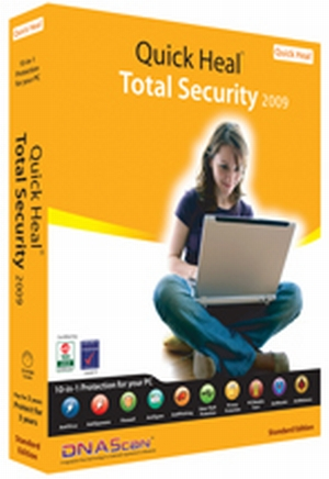 quick heal total security 2011 free  full version with key