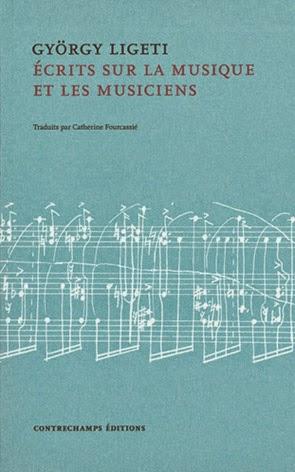 Ecrits sur la musique et les musiciens