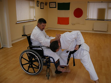 Irish Wheelchair Karate Federation
