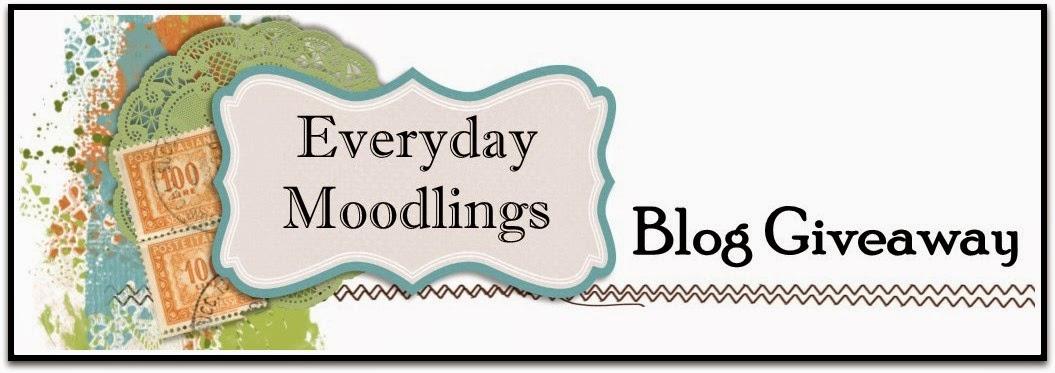 Everyday Moodlings: Blog Giveaway