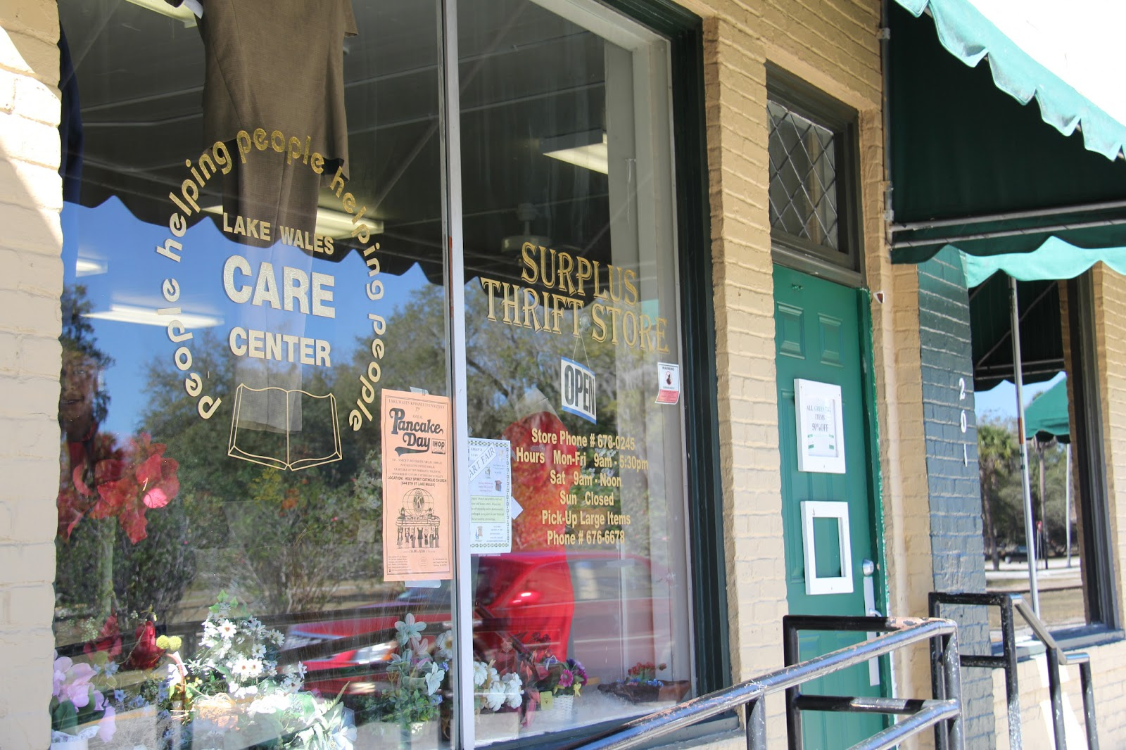 Lake Wales Care Center >> Thrift And Shout My Trip To Florida