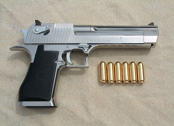 Deadly imi desert eagle 50ae army and weapons