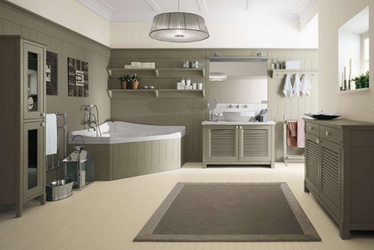 Brown Bathrooms Ideas. Grey And Chocolate Brown Bathroom Bathrooms Ideas