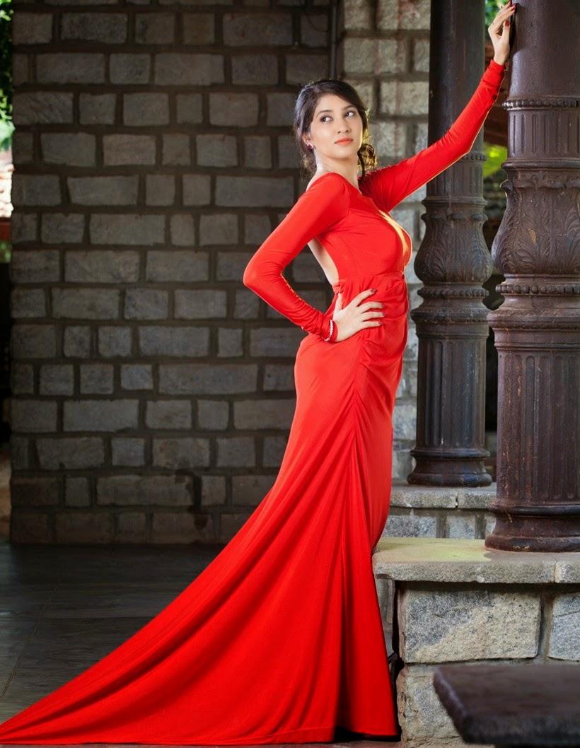 Akhila Kishore Glamorous Portfolio photoshoot stills