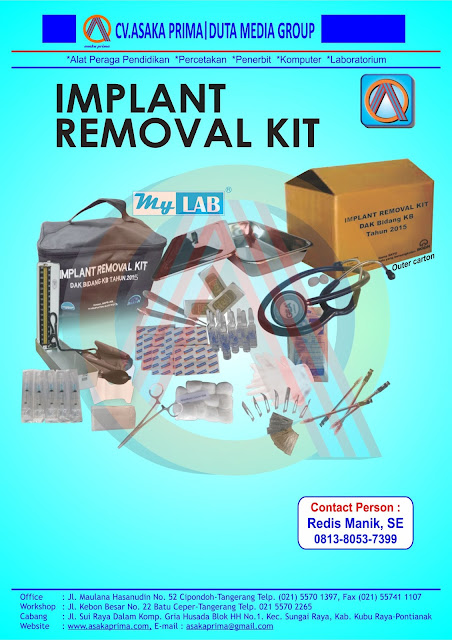 IMPLANT REMOVAL KIT BKKBN 2016,JUAL IMPLANT REMOVAL KIT BKKBN 2016, distributor implant kit 2016 , implan kit 2016,Implant Removal Kit 2016