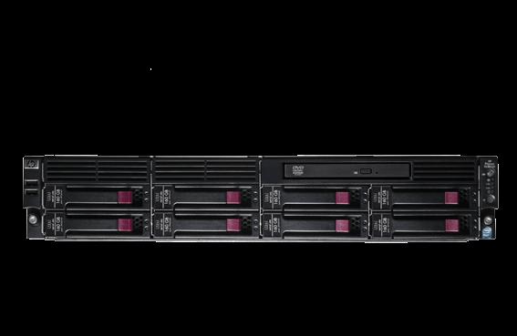 HP DL180G6 E5620