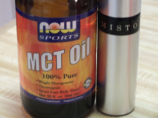 MCT Oil and Misto Pump
