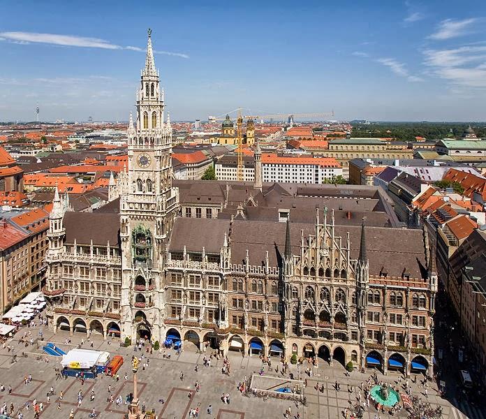 Neues Rathaus, Munich