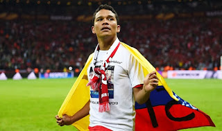 Sevilla want £21.5million for Carlos Bacca