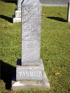 Taylor Tales from Winston, Alabama: Francis Marion Taylor ...