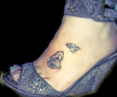 Diamond Tattoo Designs