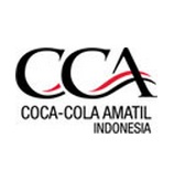 Logo PT Coca Cola Distribution Indonesia