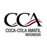Logo PT Coca-Cola Distribution Indonesia