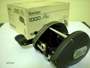 Shimano Bantam ( Rm 600.00 ) NoS