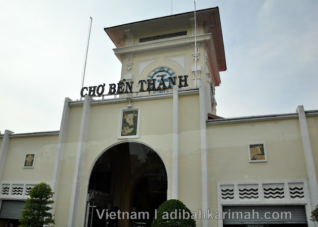 Free holiday to Ho Chi Minh City Vietnam for premium beautiful biz at ben thanh market