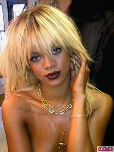 Rihanna New Haircut
