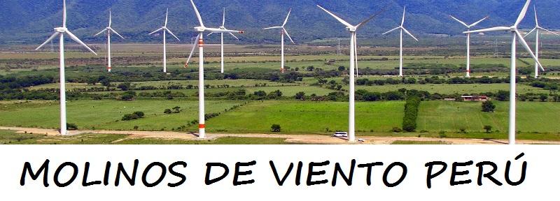 MOLINOS DE VIENTO PERÚ