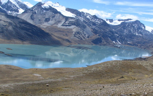Bolivia Gives Legal Rights To The Earth - Lake Suches