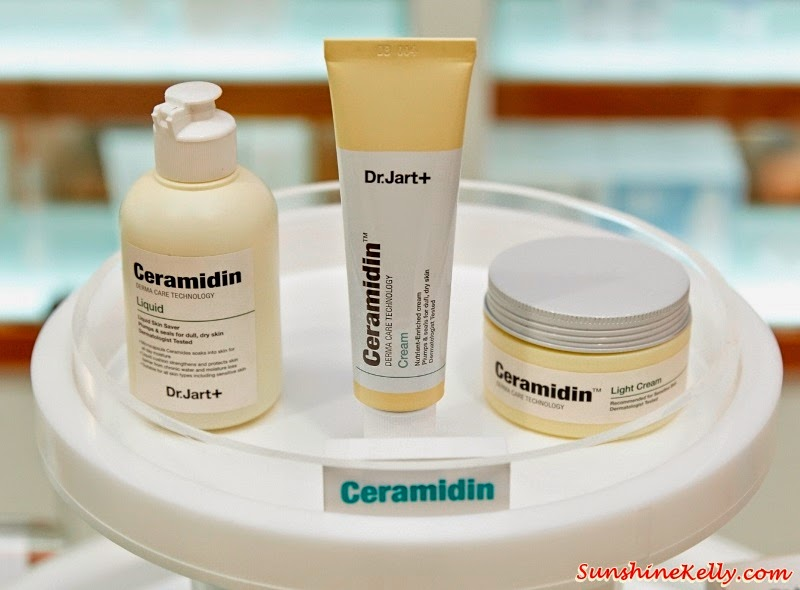 Dr. Jart+ Ceramidin Liquid, Light Cream, Cream, Dr. Jart+