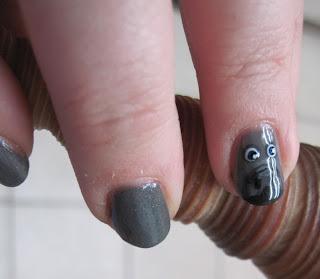 Manatee Nail Art