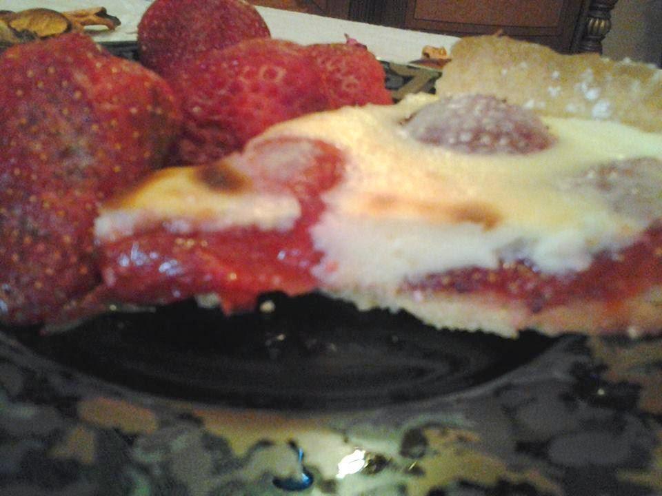 Recette du tarte au fraise