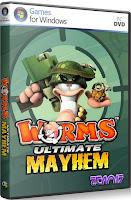 Worms Ultimate Mayhem – Atualização v1