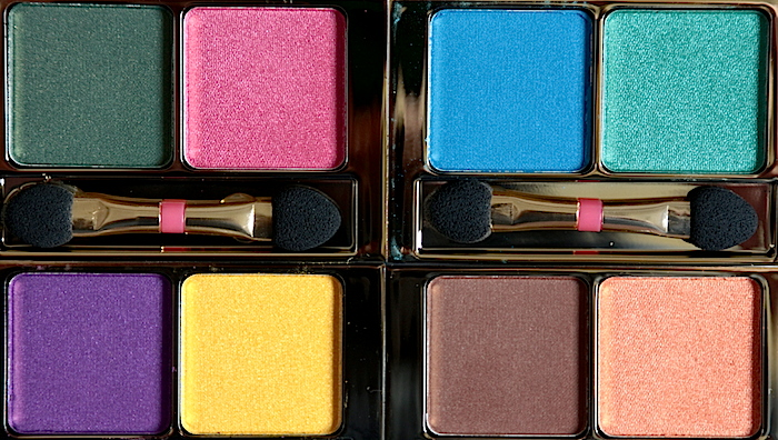 Viva carioca collection maquillage ete 2014 de pupa - Palette de maquillage pas chere ...
