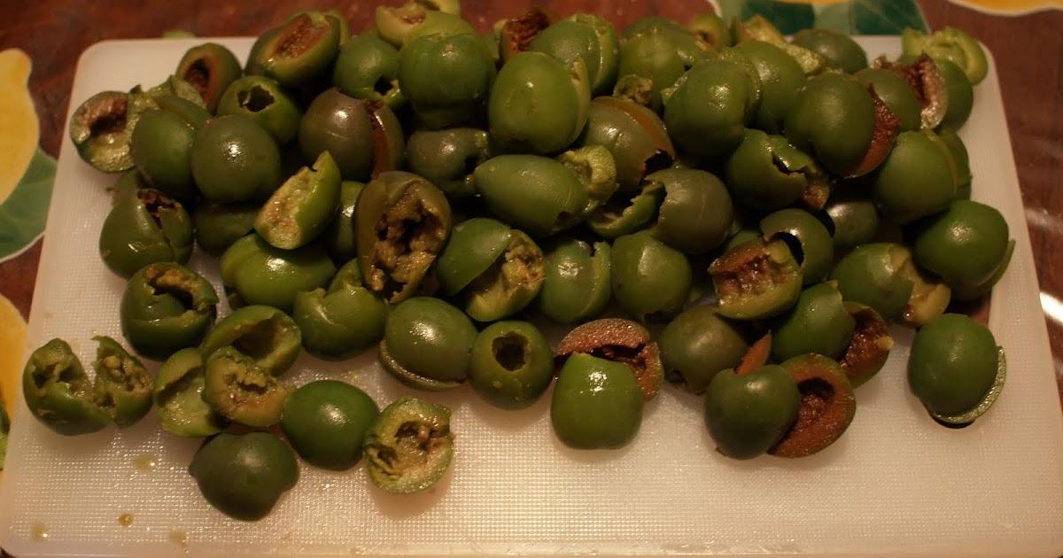 Cucinare per amore naturalmente ricette siciliane 1 - Cucinare olive appena raccolte ...