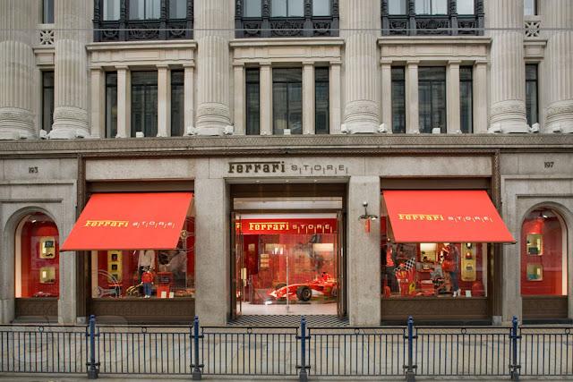 Onde comprar relógios em Londres