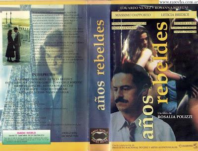 Años Rebeldes (1996) c/Leticia Brédice (co-producción)