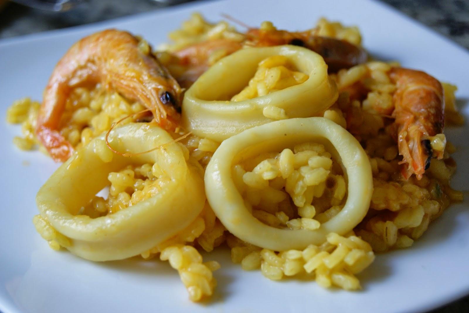Paella Cocinar En Casa Es