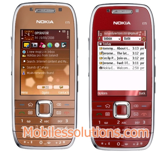 Nokia E75 (RM-412) Latest Flash files free download560