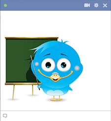 Bird Teaching Icon