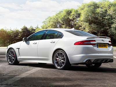 2013 Jaguar XFR Speed