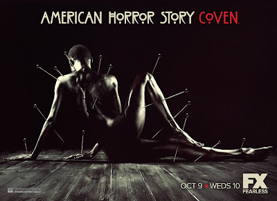 American Horror Story Coven Banner Poster