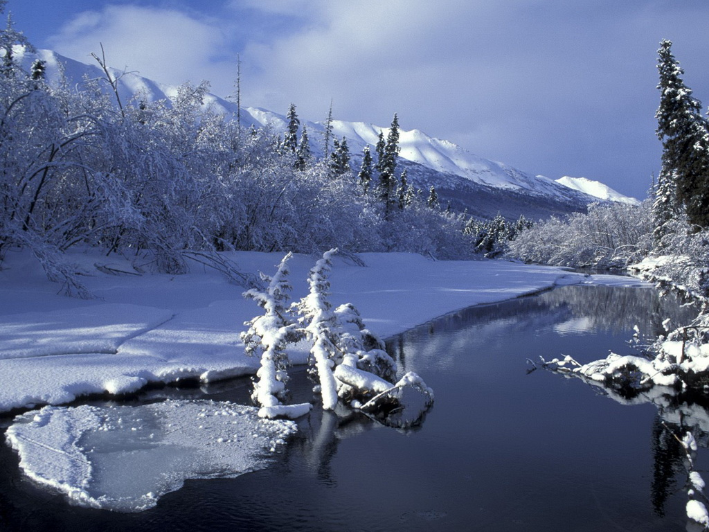 Winter Wallpaper and Pictures: Winter Wallpaper - Winter ...