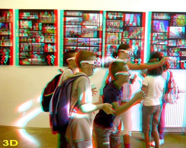 Reagovanje  na 3D fografije