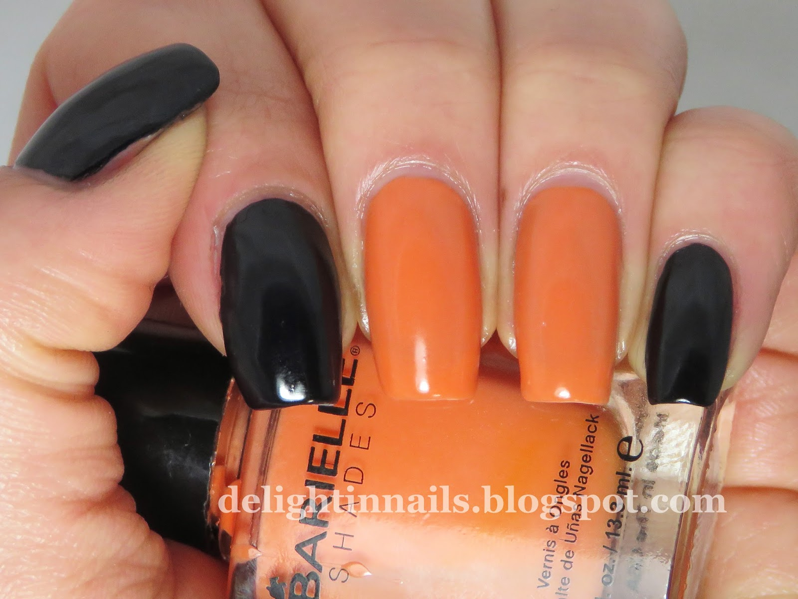 delight in nails: 40 great nail art ideas - halloween