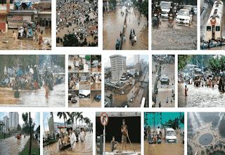 Status Banjir Jakarta