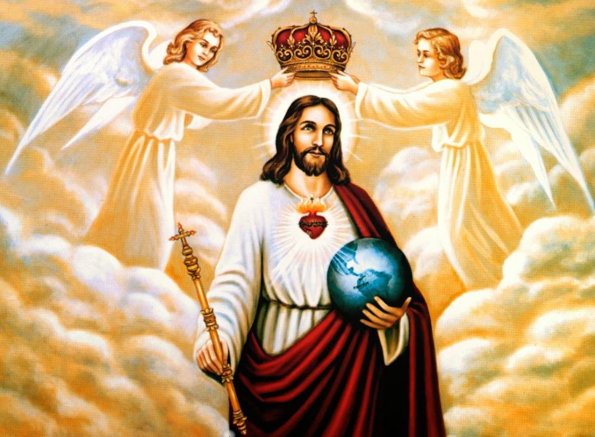 Lord Jesus Christ King