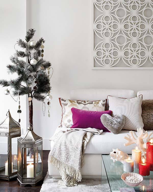 Decoracao De Sala Natal ~ Decoração de natal para sala de estar  Redecorando sua casa