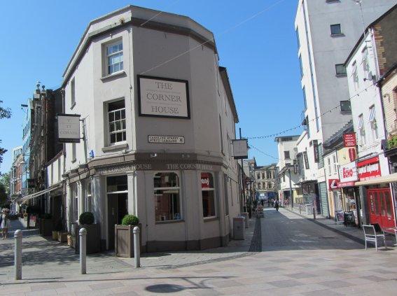 Caroline Street Cardiff 25 Caroline Street Cf10 1ff