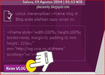 Cara Mudah Mendapatkan Trafik Website Via VIVALOG