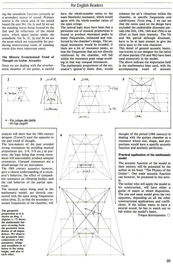 Kertsopoulos-Second page in English Mathematical Model of the Guitar