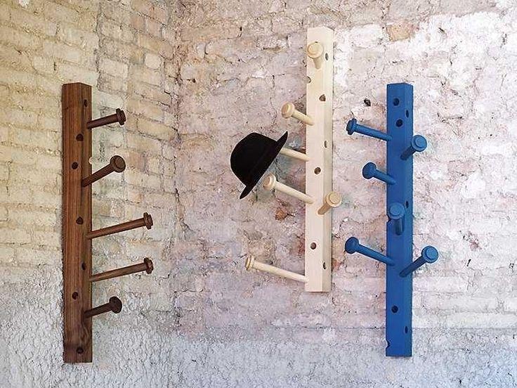 Cabideiro de parede